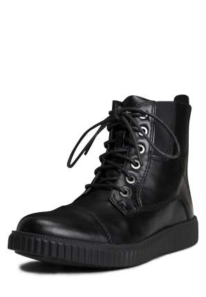 Ботинки детские T.Taccardi, цв.черный р.32