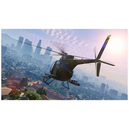 Игра Grand Theft Auto V для PlayStation 4