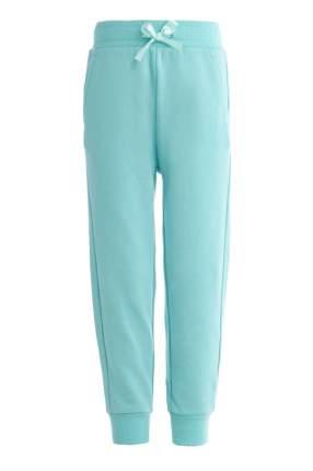 Брюки для девочки Button Blue, цв.зеленый, р-р 140