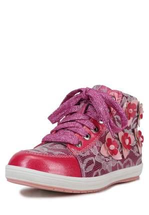 Ботинки детские Honey Girl, цв.розовый р.30