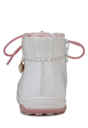 Ботинки детские Honey Girl, цв.белый р.20