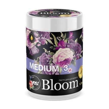 Cахарная паста для шугаринга yes! Bloom, средняя 1.5 кг