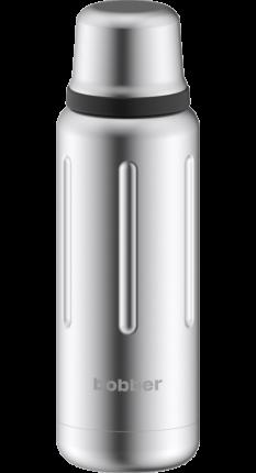 Термос Bobber Flask Matte 1 л серебристый