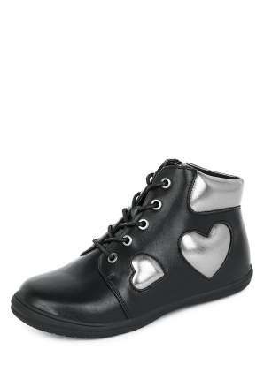 Ботинки детские Honey Girl, цв.черный р.28