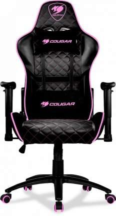 Игровое кресло Cougar, розовый/черный