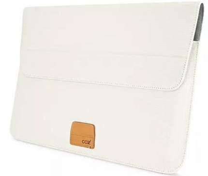 "Чехол-папка Cozistyle Stand Sleeve (CPSS13022) Canvas для MacBook 13"" (Creamy White)"
