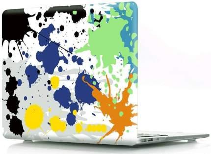 Накладка i-Blason Cover для MacBook Air 13 (Ink Drop)