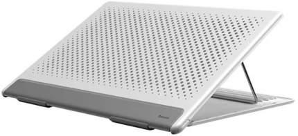 Подставка для ноутбука Baseus Let's go Mesh Portable White/Grey
