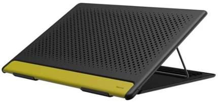 Подставка для ноутбука Baseus Let's go Mesh Portable Gray/Yellow