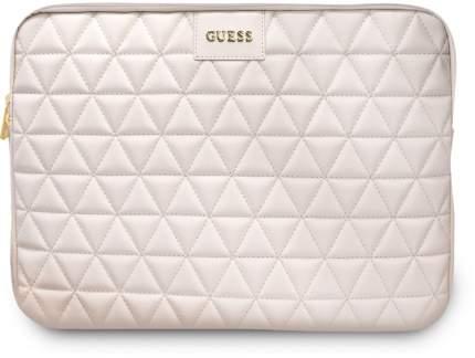 """Чехол Guess Quilted (GUCS13QLPK) для ноутбука 13"""" (Pink)"""