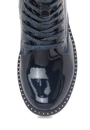 Ботинки детские T.Taccardi, цв.синий р.35