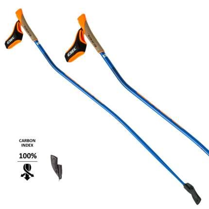 Палки для скандинавской ходьбы Nordic PRO Curve 100% Carbon Exel 1022