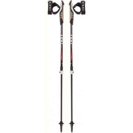 Палки для скандинавской ходьбы Leki Instructor, черный, 105-125 см