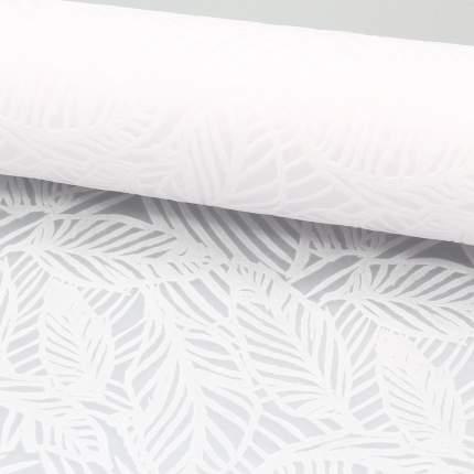 Материал декоративный флористический белый, 48см*5ярд AR1104