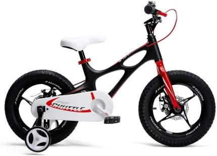 """Детский велосипед Royal Baby Space Shuttle 14"""" Черный"""