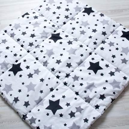 Игровой стеганый коврик для вигвама VamVigvam Black Stars vv020140