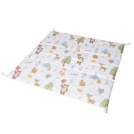 Игровой стеганый коврик для вигвама VamVigvam Forest Party vv020125
