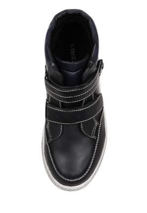 Ботинки детские T.Taccardi, цв.черный р.34