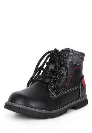 Ботинки детские Biker, цв.черный р.25