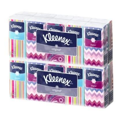 Носовые платки KLEENEX Original 1 шт (20 уп по 10 шт)