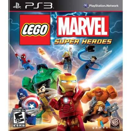 Игра Lego Marvel Super Heroes для PlayStation 3