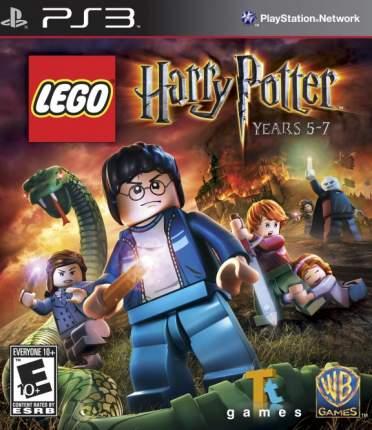 Игра Lego Гарри Поттер годы 5-7 для PlayStation 3