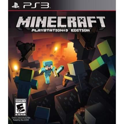 Игра Minecraft Playstation 3 Edition для PlayStation 3