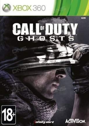 Игра Call Of Duty: Ghosts для Xbox 360