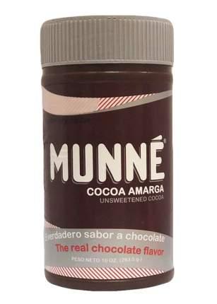 Munne Доминиканский какао Munne 100% , банка 283 гр.