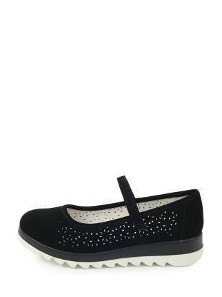 Туфли для девочек Antilopa AL 2021130 цв. черный р. 35
