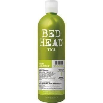 Шампунь TIGI Bed Head Urban Antidotes Re-Energize для нормальных волос, 750 мл