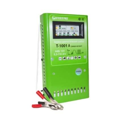 Зарядное устройство Автоэлектрика Т-1001А автомат, реверсивный ток