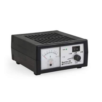 Зарядное устройство Вымпел-20, автоматическое, 0-6А, 6/12/18В, стрелочный амперметр 2008