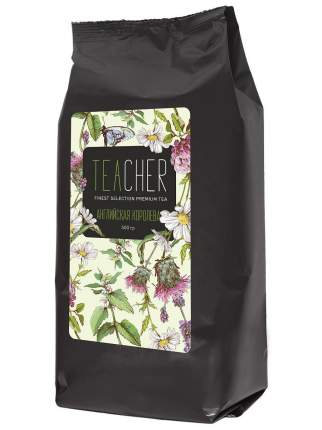 Чай Teacher Английская королева 500г