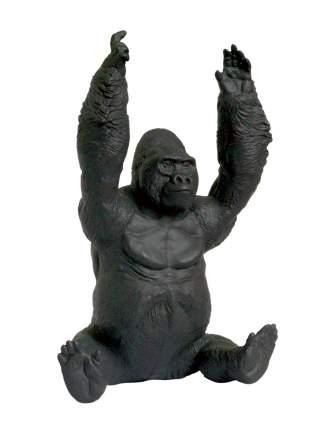 Мягкая игрушка АБВГДЕЙКА Горилла, 15 см