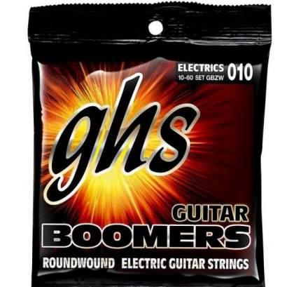 Струны для электрогитары GHS GBZW
