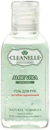 Гель для рук антибактериальный Cleanelle, 60 мл, 1 шт