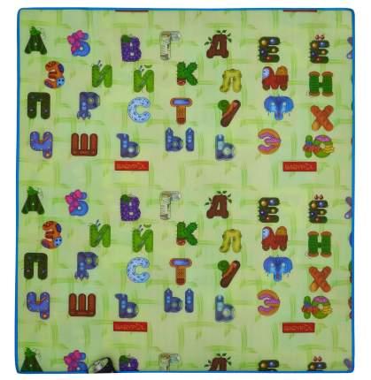 Напольное покрытие BabyPol Двойной лабиринт, 200x180 см