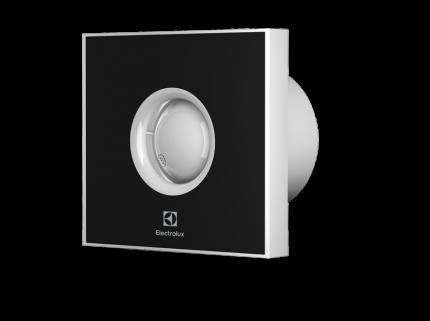 Вентилятор вытяжной ELECTROLUX Rainbow EAFR-100 black