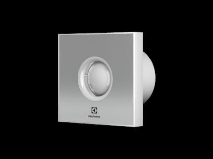 Вентилятор вытяжной ELECTROLUX Rainbow EAFR-100 silver