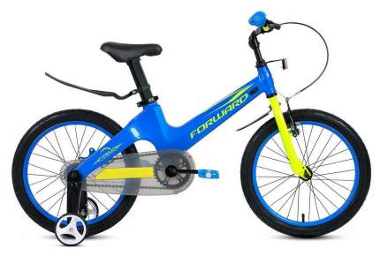 "Велосипед Forward Cosmo 18"" 2020 синий"