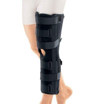 Иммобилизирующий ортез на коленный сустав (тутор) Orlett KS-601 размер L