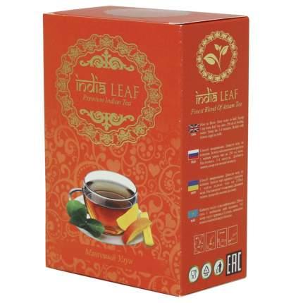 "Чай India leaf ""Манговый улун"", зеленый с добавками, 100 гр"