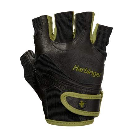 Перчатки атлетические Harbinger FlexFit™, green, 9/L/XL