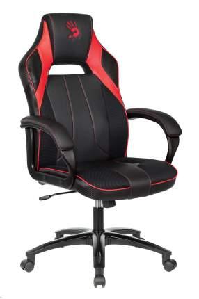 Кресло игровое A4 BLOODY GC-300 черный/красный