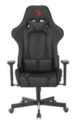 Кресло игровое A4 BLOODY GC-600 черный искусственная кожа крестовина металл