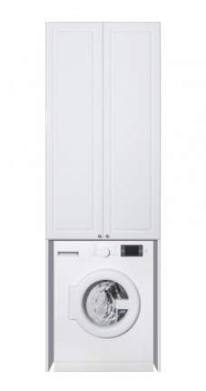 Шкаф-пенал над стиральной машиной Style Line 68 белый