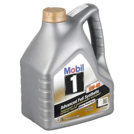 Моторное масло Mobil 1FS X1 5W-40 4л