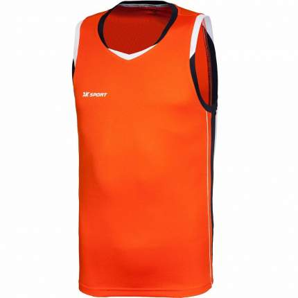 Майка 2K Sport Advance, orange/navy/white, XXL INT