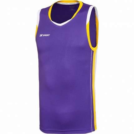 Майка 2K Sport Advance, violet/yellow/white, XXL INT